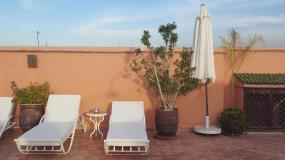 Dachterrasse/roof terrace