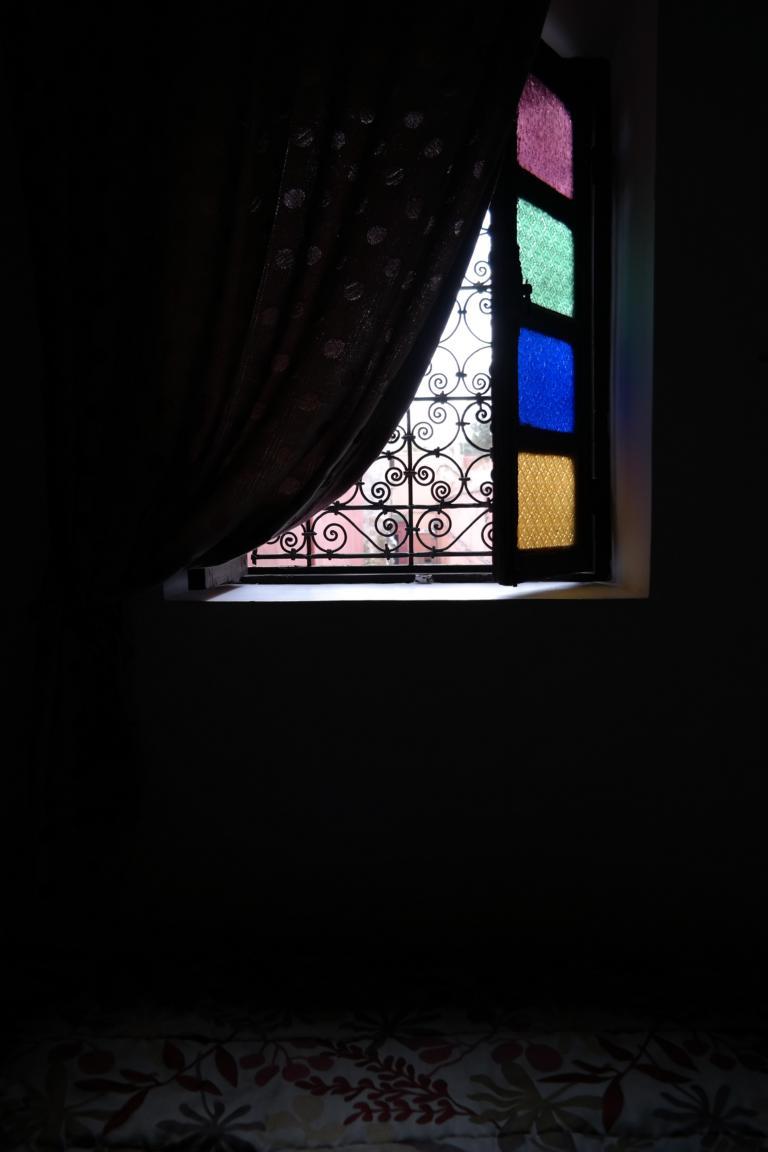 Familiensuite im Riad Nasreen.
