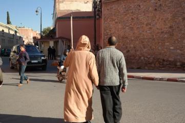Rue Bab Doukkala/Route Sidi Abdelaziz