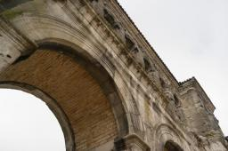 Autun, Porte St. André.