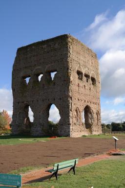 """Autun, """"Temple de Janus""""."""