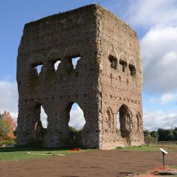 "Autun, ""Temple de Janus""."