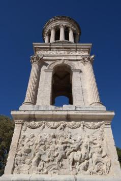 Glanum, mausoleum