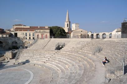 Theatre of Arles.