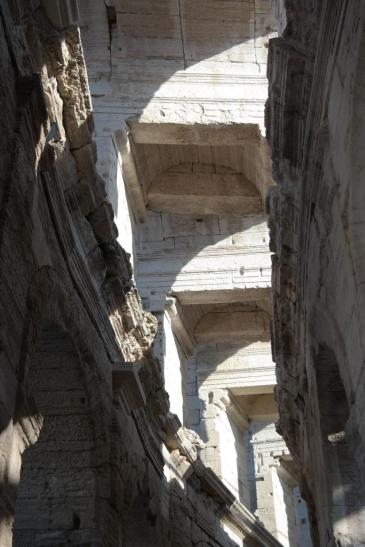 Amphitheatre of Arles.