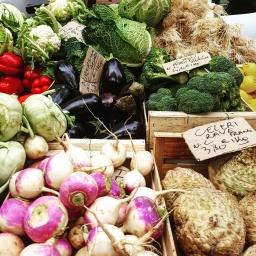 Aix-en-Provence, Saturday market.