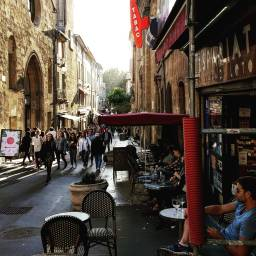 Aix-en-Provence.