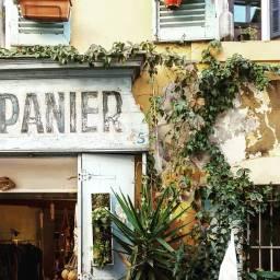 Marseille, Les Grands-Carmes.