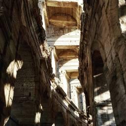 Arles, amphitheatre.