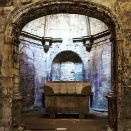 Arles, Chapelle Saint-Honorat.