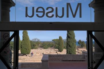 Ampurias, museum.