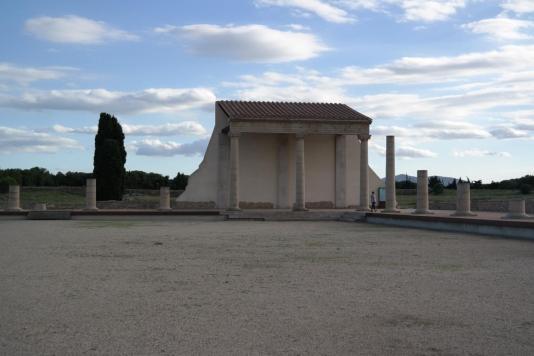 Ampurias, forum.