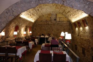 Restaurante Les Voltes.