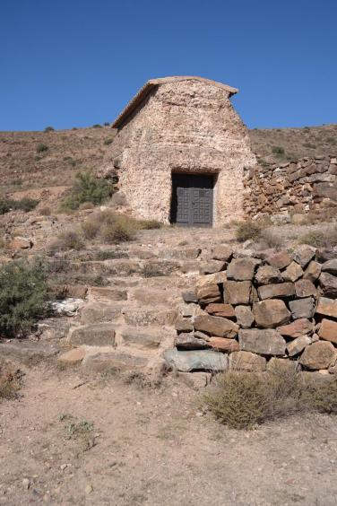 Ermita de San Paterno.