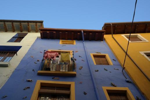 Calatayud town centre.