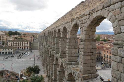 Segovia, aquaeduct.