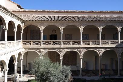 Toledo, Museo Santa Cruz.