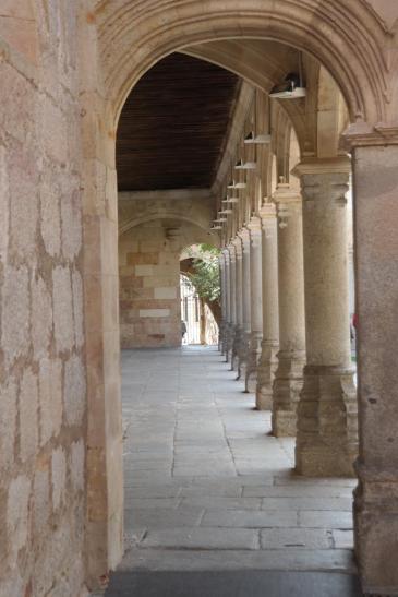 Salamanca, Escuelas Menores de la Universidad.