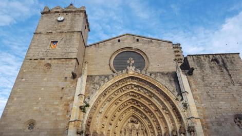 Castello de Ampurias.