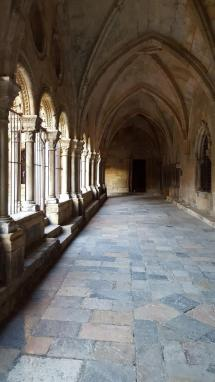 Cathedral, cloister.