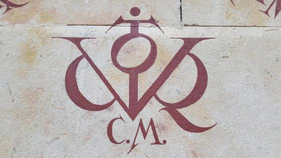 """""""C. M. victor""""."""