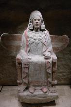 Dama de Maza, 4th century BC.