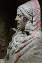 Dama de Maza, 4th century BC