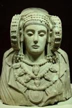 Dama de Elche, 4th century BC.
