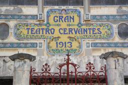 Tanger, Teatro Cervantes.
