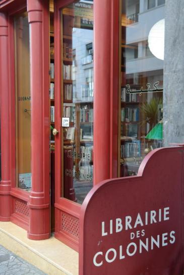 Librairie des Colonnes.
