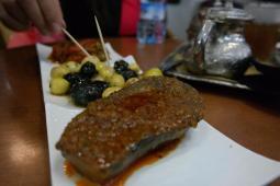 Grand Café Lixus, Larache.