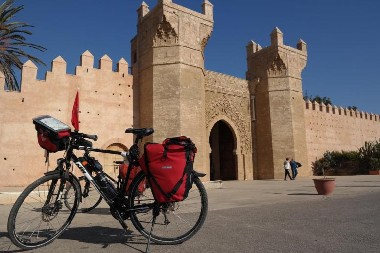 Rabat/Chellah.