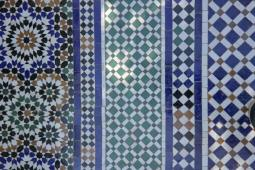 Marrakesh, Bahdi Palace.