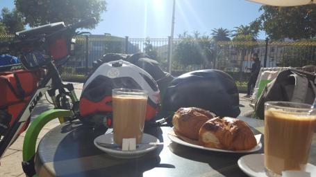 French breakfast (Asilah).