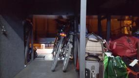 Bikes on board I.