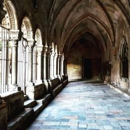 Tarragona., cathedral.