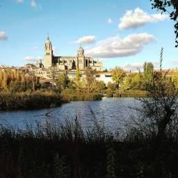 Salamanca, cathedral.