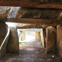 Dolmen de Lacara.