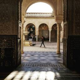 Sevilla, Casa de Pilatos.