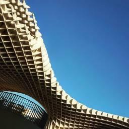 Sevilla, Metropol Parasol.
