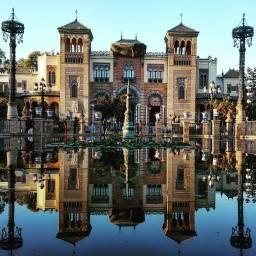 Sevilla, Museo de artes y Costumbres Populares.