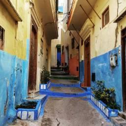 Tanger, medina.