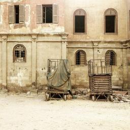 Cairo, citadel.