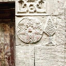 Cairo, Coptic quarter.