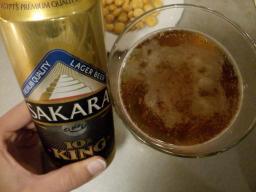 Sakkara beer.