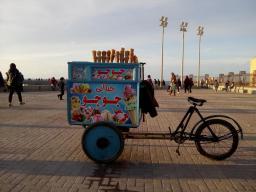 Alexandria, seaside.
