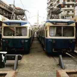 Alexandria, tram.