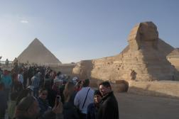 Giza sphinx, reality.