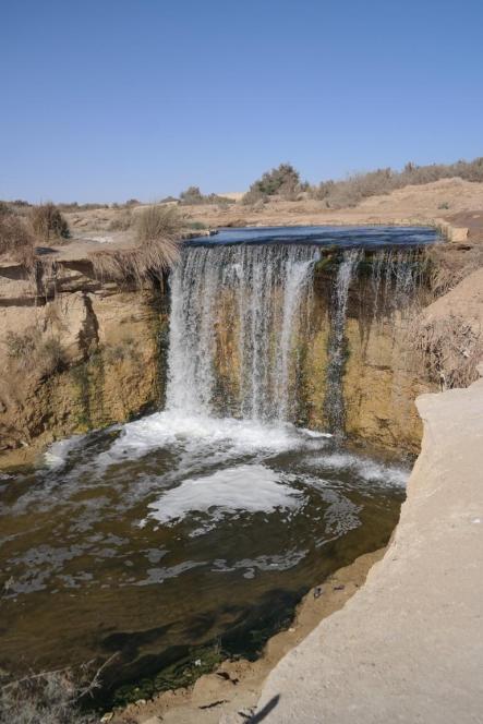 Fayyum, Wadi-el-Rayan.