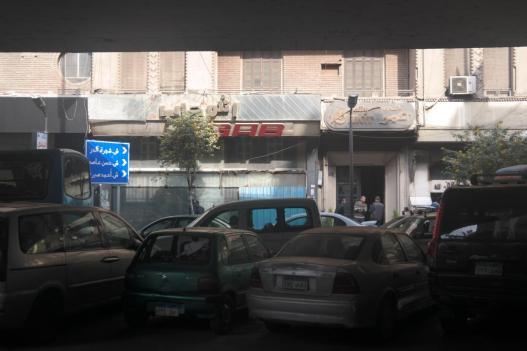 Cairo, street life.